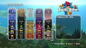 GC 2012 : Images de Angry Birds Trilogy