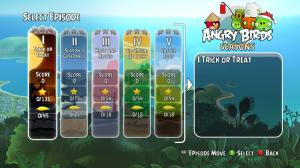 Date de sortie de Angry Birds Trilogy