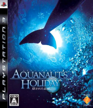 Aquanaut's Holiday sur PS3