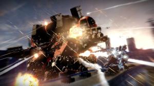 TGS 2011 : Images de Armored Core V