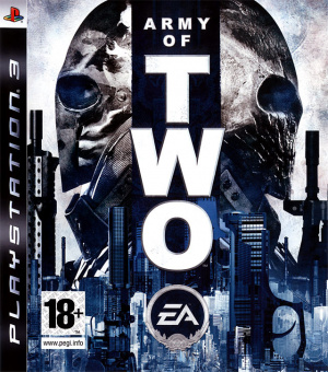 Army of Two sur PS3