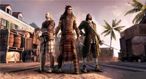 Le DLC multi de AC III en images