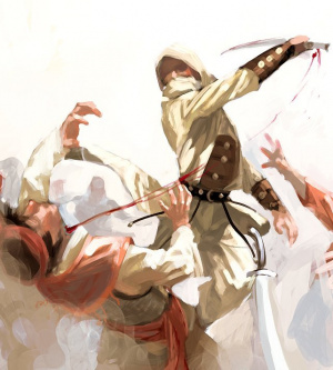Assassin's Creed en 2004