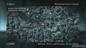 Les 10 fragments du Quartier de Constantin Nord