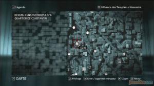 Les 11 fragments du Quartier de Constantin Sud
