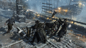 Gamescom : Assassin's Creed Rogue, du gameplay en vidéo