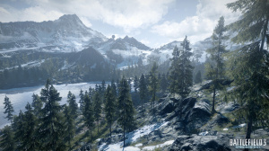 Images de la map Alborz Mountain de Battlefield 3 : Armored Kill