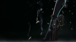 Un Devil May Cry like nommé Bayonetta