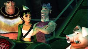 Beyond Good & Evil HD daté sur le PSN