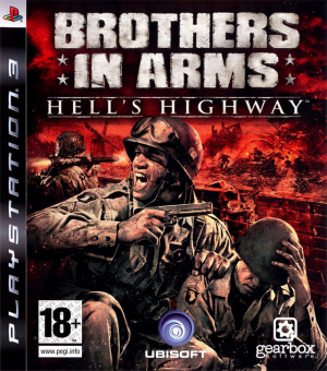 Brothers in Arms : Hell's Highway sur PS3