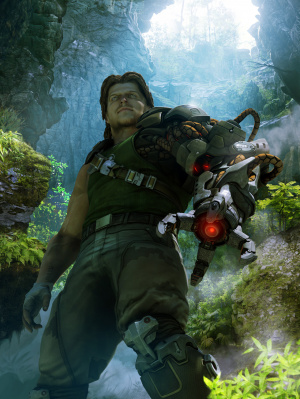 Artworks de Bionic Commando