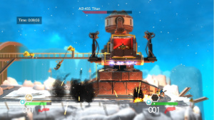TGS 2010 : Images de Bionic Commando Rearmed 2
