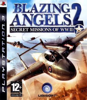 Blazing Angels 2 : Secret Missions of WW II sur PS3