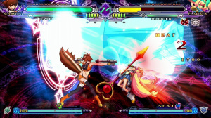 Images de BlazBlue Continuum Shift Extend