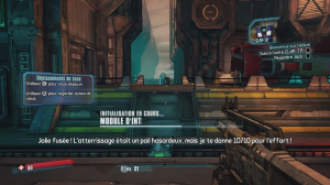 Borderlands The Pre-sequel : Migration en terres mobiles