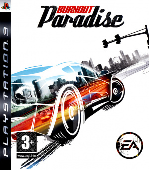 Burnout Paradise sur PS3