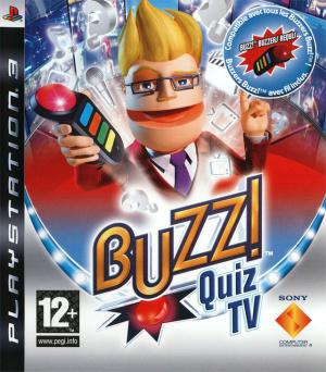 Buzz ! : Quiz TV sur PS3
