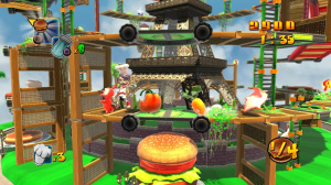 Images de BurgerTime HD