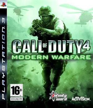 Call of Duty 4 : Modern Warfare sur PS3