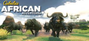 Jaquette de Cabela's African Adventures sur Wii