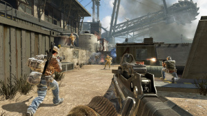 Call of Duty Black Ops adopte la 3D en relief