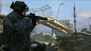 3ème - Sortie de Call of Duty : Modern Warfare 2