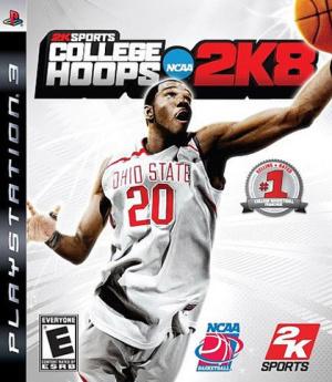 College Hoops 2K8 sur PS3