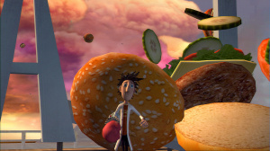 E3 2009 : Images de Cloudy with a Chance of Meatballs
