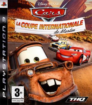 Cars : La Coupe Internationale de Martin sur PS3