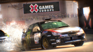 Les X Games dans Colin McRae : DiRT 2