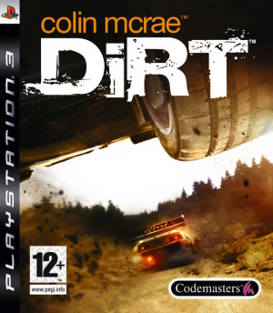 Colin McRae : DiRT sur PS3