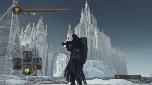 Dark Souls II - Crown of the Ivory King