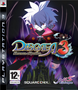 Disgaea 3 : Absence of Justice sur PS3
