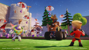 Disney Infinity : Des images de la Toy Box
