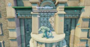 Solution complète : Monstres Académie