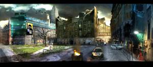 Quelques artworks pour DmC Devil May Cry