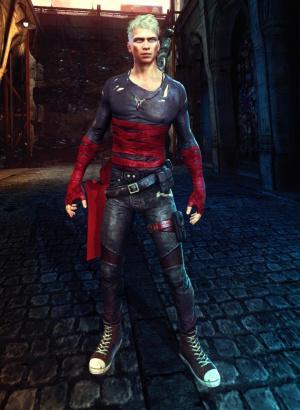 Une skin Dante classique pour Devil May Cry