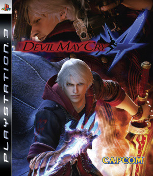 Devil May Cry 4 sur PS3