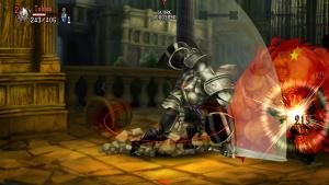 Images de Dragon's Crown : Le Guerrier en action