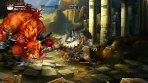 Images de Dragon's Crown : Le Nain le plus grand du Monde