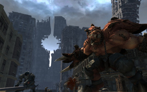 Darksiders : Wrath Of War - THQ Gamers' Day