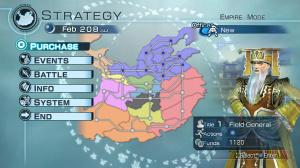 E3 2009 : Images de Dynasty Warriors 6 Empires