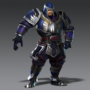 Les personnages de Dynasty Warriors 7