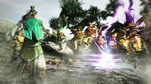 Images de Dynasty Warriors 8 : Lu Su et compagnie