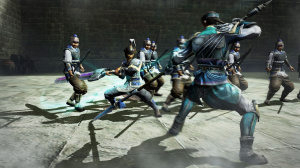 Dynasty Warriors 8 passe à l'attaque