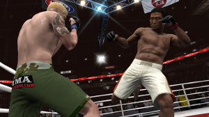 TGS 2010 : Images de EA Sports MMA