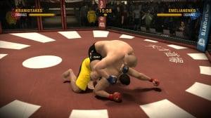 Test de EA Sports MMA sur PS3 par jeuxvideo com
