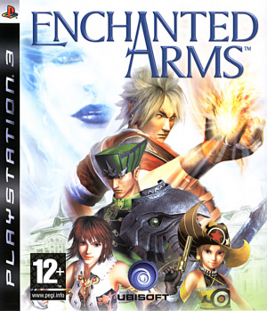 Enchanted Arms sur PS3