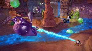 GC 2012: Images de Epic Mickey - Le Retour des Héros