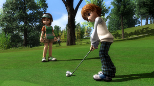 Images : Everybody's Golf 5
